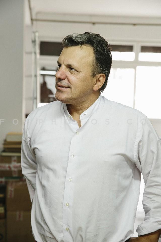 Dimitris Christopoulos / Δημήτρης Χριστόπουλος