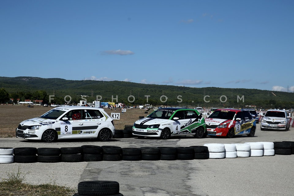 Tatoi car race / Αγώνας ταχύτητας αυτοκινήτων στο Τατόι