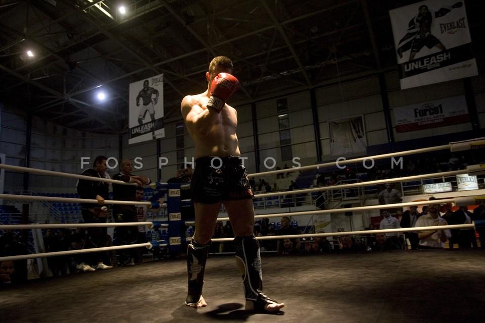 Kickboxing tournament / Τουρνουά κικμποξ