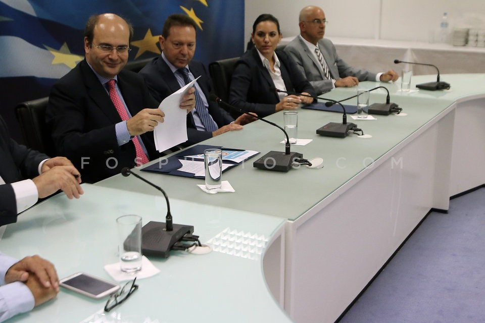 VAT Reduction Agreement Signing / Υπογραφή Συμφωνίας για Μείωση του ΦΠΑ