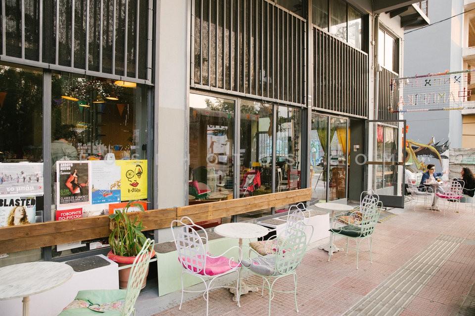 Fabrica Art Space / Τεχνοχώρος Φάμπρικα
