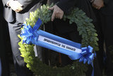 Visit of Antonis Samaras Prime Minister of Greece in Cyprus during the memorial of ex Cypriot President Tassos Papadopoulos in a village called Deutera on December 09,2012 / Ο Αντώνης Σαμαράς παραβρέθηκε στο μνημόσυνο του Τάσσου Παπαδόπουλου στην Κύπρο