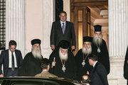 Prime minister A.Tsipras - Archbishop Ieronymos meeting , on October 5, 2016 / Συνάντηση του Πρωθυπουργού με τον Αρχιεπίσκοπο Ιερώνυμο,  στο Μαξίμου Αθήνα 5 Οκτωβρίου 2016