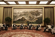 Greek PM on official visit to China, meeting with the President of the People's Congress, Zhang Dejiang.  On July 4 2016 / Επίσημη επίσκεψη του Πρωθυπουργού στην Κίνα, συνάντηση με τον πρόεδρο του Λαϊκού Κογκρέσου, Γιανγκ Ντεγιάνγκ. Δευτέρα 4 Ιουλίου 2016