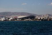 The coast of Attica at the Piraeus area, September 20, 2017 / Τα παράλια της Αττικής στην περιοχή του Πειραιά, 20 Σεπτεμβρίου 2017