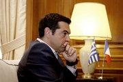 Greek PM Alexis Tsipras received Bruno Le Maire, French Minister of Economy at Maximos mansion, in Athens on June 12, 2017 / Συνάντηση του Αλέξη Τσίπρα με τον Γάλλο υπουργό Οικονομικών, Μπρούνο Λε Μερ στο Μαξίμου την Δευτέρα 12 Ιουνίου 2017