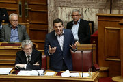 Debate and vote at the Greek Parliament of the Gender Identity Bill, in Athens, on October 10, 2017 / Συζήτηση και ψήφιση στην Βουλή του νομοσχεδίου για τη νομική αναγνώριση της ταυτότητας φύλου, την Τρίτη 10 Οκτωβρίου 2017.