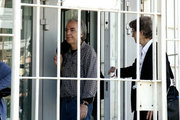 Dimitris Koufodinas exits Korydallos prison for a two-day leave, after 15 years in prison, in Athens, Greece on November 9, 2017. / Ο Δημήτρης Κουφοντίνας εκτός  φυλακής με διήμερη αδεια, Αθήνα 9 Νοεμβρίου 2017