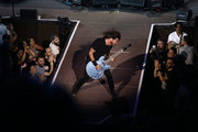 """The American rock band Foo Fighters performs in the Odeon of Herodes Atticus or Herodeon (built in 161 AD) at the foothills of the Athens Acropolis, as part of PBS's world-renowned documentary series """"Landmarks Live In Concert"""" . On July 10, 2027 / Συναυλία των Foo Fighters στο Ωδείο Ηρώδου του Αττικού στις 10 Ιουλίου 2017 στην Αθήνα"""