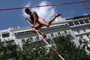 Belgian Chloe Henry at the 4th Athens Street Pole Vault, at Syntagma square, central Athens, Greece on May 10, 2016  / 4ος Διεθνής αγώνας αλματος επί κοντώ στην πλατεία Συντάγματος, Τρίτη 10 Μαίου 2016