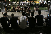 Pokemon trainers gather at Syntagma square in down town Athens, on July 23, 2016 for a night pokemon walk  / Το πρώτο μεγάλο κυνήγι Πόκεμον στην Αθήνα. Σάββατο 23 Ιουλίου 2016
