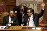 Final hours of the Discussion in the Greek Parliament for the aproval of 2013 budget / Συζήτηση στο Ελληνικό Κοινοβούλιο για την έγκριση του προυπολογισμού για το 2013