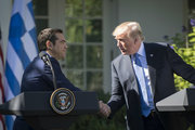 PM Alexis Tsipras on official visit to USA / Επίσκεψη του πρωθυπουργού στις ΗΠΑ