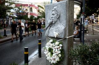 Tribute concert on anniversary of Fyssas' murder / Συναυλία στη μνήμη του Παύλου Φύσσα