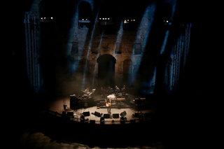 Norwegian singer Sivert Hoyem / Συναυλία του Sivert Hoyem