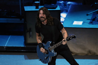 Foo Fighters in Athens