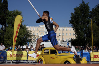 5th Athens Street Pole Vault 2017