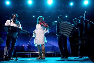 Evanthia Reboutsika at Athens Concert Hall