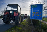 farmers blockades 2013