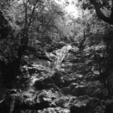 Waterfall, Samothrace, Greece, 2000 / Καταρράκτης στη Σαμοθράκη, 2000