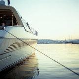 Boat at the marina of the sailing school of Palaio Faliro, Greece / Σκάφος στο ναυτικό όμιλο παλαιού Φαλήρου