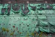 The deserted building of an old department store in downtown Athens, Greece, 2016 / Το ερειπωμένο κτήριο του παλιού πολυκαταστήματος ΜΙΝΙΟΝ, Αθήνα, 2016