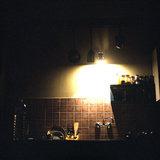 Kitchen in summer house, Neohori of Erissos, Kefalonia island, Greece, August 2011 / Κουζίνα σε εξοχική κατοικία, Νεοχώρι Ερίσσου, Κεφαλονιά, Αύγουστος 2011