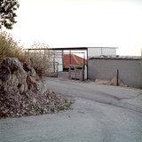 Empty road in Neohori of Erissos, Kefalonia island, Greece, August 2011 / Έρημος δρόμος στο Νεοχώρι Ερίσσου, Κεφαλονιά, Αύγουστος 2011