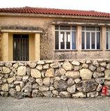Primary school in Neohori of Erissos, Kefalonia island, Greece, August 2011 / Δημοτικό σχολείο στο Νεοχώρι Ερίσσου, Κεφαλονιά, Αύγουστος 2011