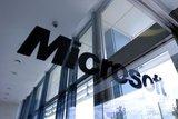 Microsoft offices in Athens, Greece / Τα γραφεία της Microsoft στην Αθήνα