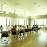 Corporate meeting / Γραφεία εκδοτικού ομίλου, 2003