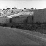 Rainwater tanks made of cement, Erisos, ionian island of Kefalonia, Greece, August 2012 / Τσιμεντένιες δεξαμενές συλλογής βρόχινου νερού, Έρισος, Κεφαλονιά, Αύγουστος 2012