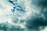 Clouds in the sky, Greece, 2011 / Ουρανός, 2011