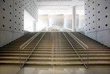 Interior of the new Acropolis Museum, Athens, Greece / Εσωτερική άποψη του νέου Μουσείου της Ακρόπολης