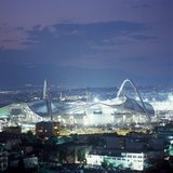 Athens Olympic Stadium, Athens, Greece, 2004 / Το Ολυμπιακό Στάδιο πριν την έναρξη της Ολυμπιάδας, 2004