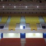 Olympic venue in Elliniko, Athens, Greece, July 2004 / Ολυμπιακές εγκαταστάσεις στο Ελληνικό πριν την έναρξη της Ολυμπιάδας, Ιούλιος 2004