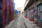 Deserted building at Plaka area, located under Acropolis hill , Athens, Greece, February 2017 / Εγκαταλελειμμένο κτίριο στην Πλάκα, Αθήνα, Φεβρουάριος 2017