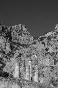 Archeaological site of Delphi, central Greece, December 2015 / Αρχαιολογικός χώρος των Δελφών, Ελλάδα, Δεκέμβριος 2015