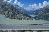Gotthard pass in Switzerland, 2000 / Τοπίο στο ορεινό πέρασμα Σεν Γκοντάρ, Ελβετία, 2000