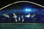 Opening Ceremony of the Olympic Games in Athens, Greece, August 2004 / Τελετή έναρξης των Ολυμπιακών Αγώνων της Αθήνας, Αύγουστος 2004