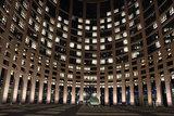 View of the European Parliament in Strasbourg, France / Άποψη του Ευρωπαϊκού Κοινοβουλίου στο Στρασβούργο