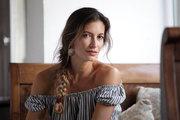 Actress and model Mara Darmousli, Athens, September 2017 / Η ηθοποιός και μοντέλο Μάρα Δαρμουσλή, Αθήνα, Σεπτέμβριος 2017