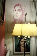 Maria Farantouri house, Athens, June 2017 / Στο σπίτι της Μαρίας Φαραντούρη, Αθήνα, Ιούνιος 2017