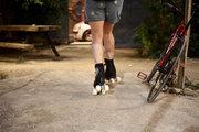 Latraac scateboard park at Kerameikos, Athens, July 2017 / Το Latraac μια αυλή στον Κεραμεικό με ράμπα για transition skateboarding, Αθήνα, Ιούλιος 2017