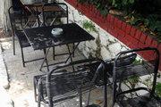 Dexameni, traditional ouzo cafe in Kolonaki neighborhhod, Athens, Greece, June 2017 / Η Δεξαμενή, παραδοσιακό καφενείο ουζερί στο Κολωνάκι, Αθήνα, Ιούνιος 2017
