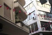 Building at downtown Athens, Greece, May2017 / Κτήριο στο εμπορικό τρίγωνο της Αθήνας, Μάιος 2017