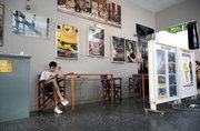 Flery, old open air cinema in Kallithea neighborhood, Athens, Greece, June 2017 / Φλερύ, παλιός θερινός κινηματογράφος στην Καλλιθέα, Αθήνα, Ιούνιος 2017