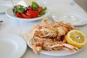 Fish tavern Margaro, Piraeus, Greece, April 2017 / Ψαροταβέρνα Μαργαρώ, Πειραιάς, Απρίλιος 2017