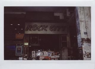 Athens Polaroids / Πολαρόιντ από την Αθήνα