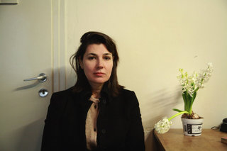 Elena Pega, female theater director and playwright